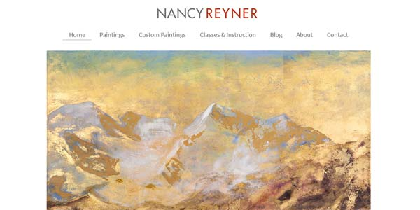 Nancy Reyner Art Classes