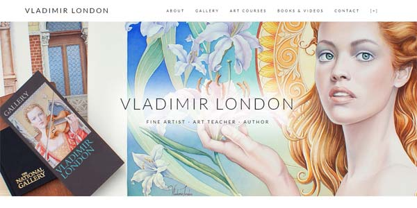 Vladimir London Art Classes