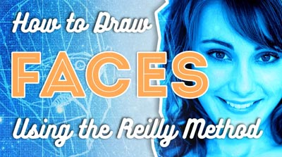 How to Draw Faces Using the Reilly Method by PencilKings
