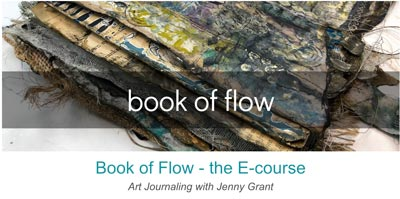 Book of Flow e Course by Jenny Grant
