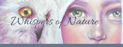 Whispers of Nature Art Course by Katrina Koltes