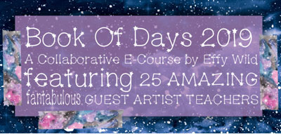 Book of Days Art Ecourse by Effy Wild