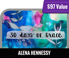 Alena Hennessy - 30 Days of Grace