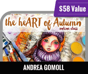 Andrea Gomoll - the heART of Autumn