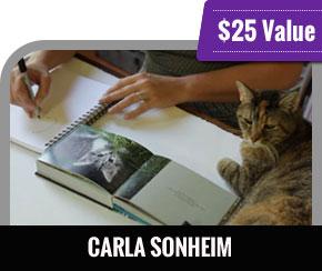 """Carla Sonheim - """"Cats"""" Online Class"""