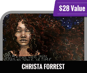 Christa Forrest - Creative Souls Sketchbook