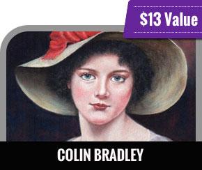Colin Bradley - Victorian Lady Pastel Course