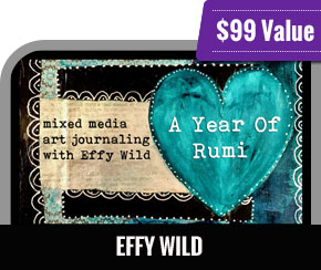 Effy Wild - A Year Of Rumi