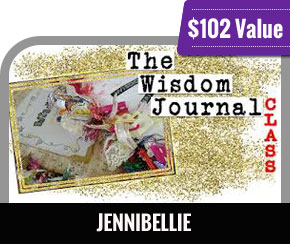 Jennibellie - Wisdom Journal Class