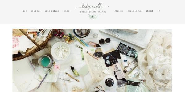 Laly Mille Art Classes Online