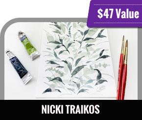 Nicki Traikos